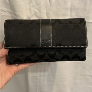 Coach Two piece wallet